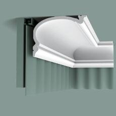C342 Orac Curtain Moulding
