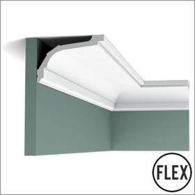 Orac C220F Flexible Coving