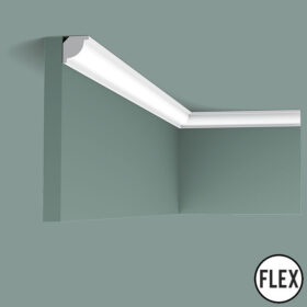 CX132 Flexible Orac Coving Moulding