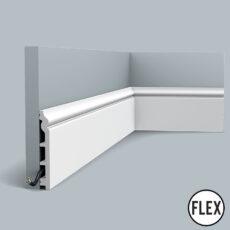 SX118 Flexible Orac Skirting Board