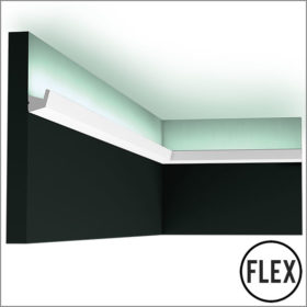 Orac CX189 Flexible Skirting
