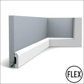 Orac CX182 Flexible Skirting