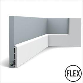 Orac CX184 Flexible Skirting