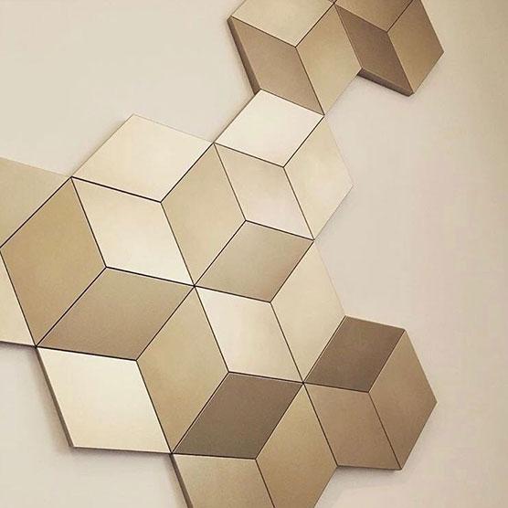 Orac W100 Rhombus Element