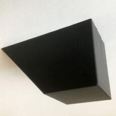 RF01 Rafter Foot Black RAL 9005