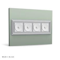 Orac W120 Wall Panel