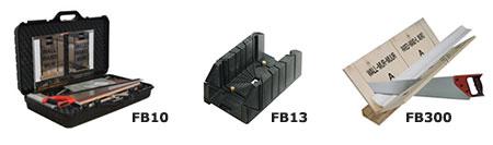 FB300, FB13 and FB10 Orac Mitre Boxes